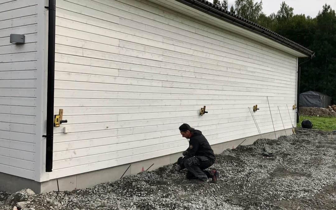 Garage 120 kvm – Upplands Väsby