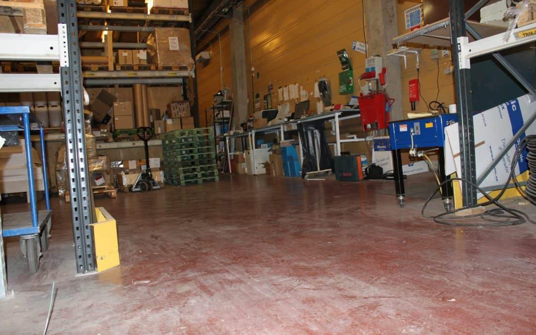 Industrilokal Göteborg